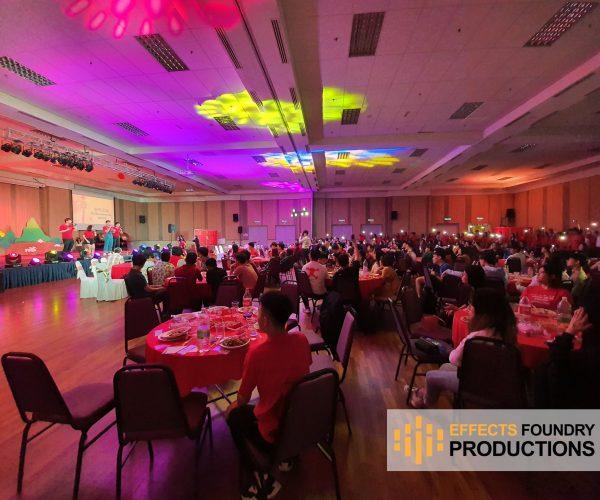 CNY dinner celebration 18 Jan 2020