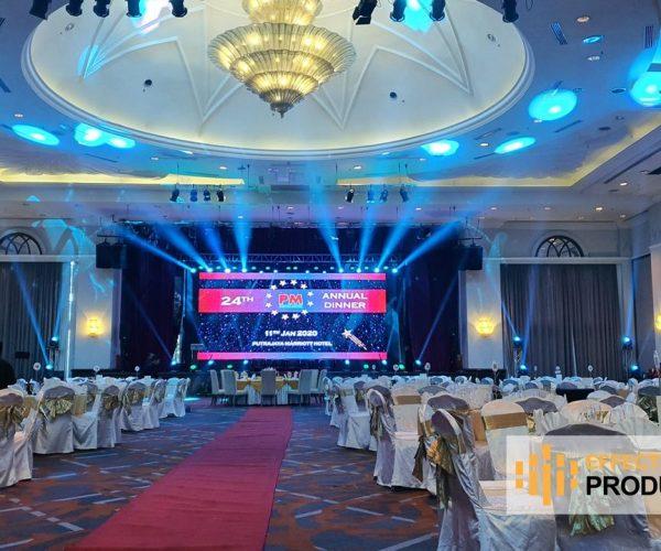 PM annual dinner 12 Jan 2020