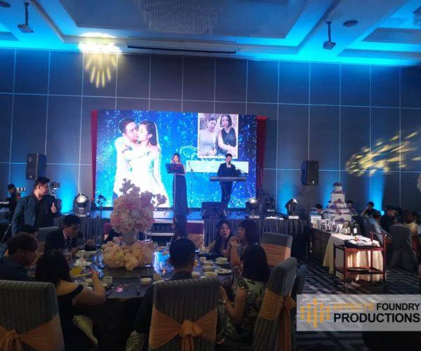 Wedding Dinner 8 Sep 2020