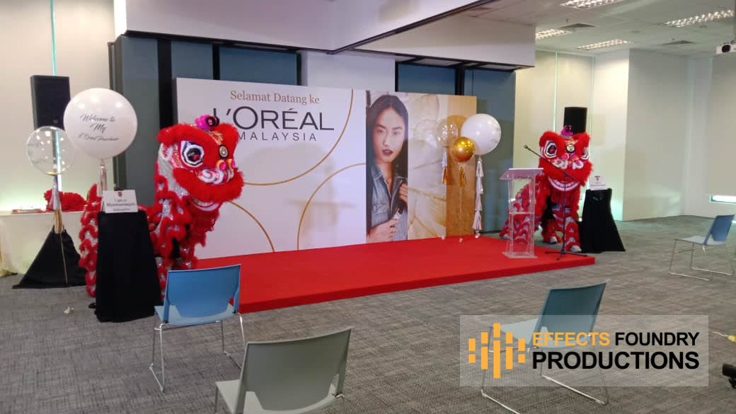 Loreal Office Launching