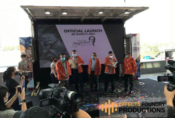 Theater Impian Launching