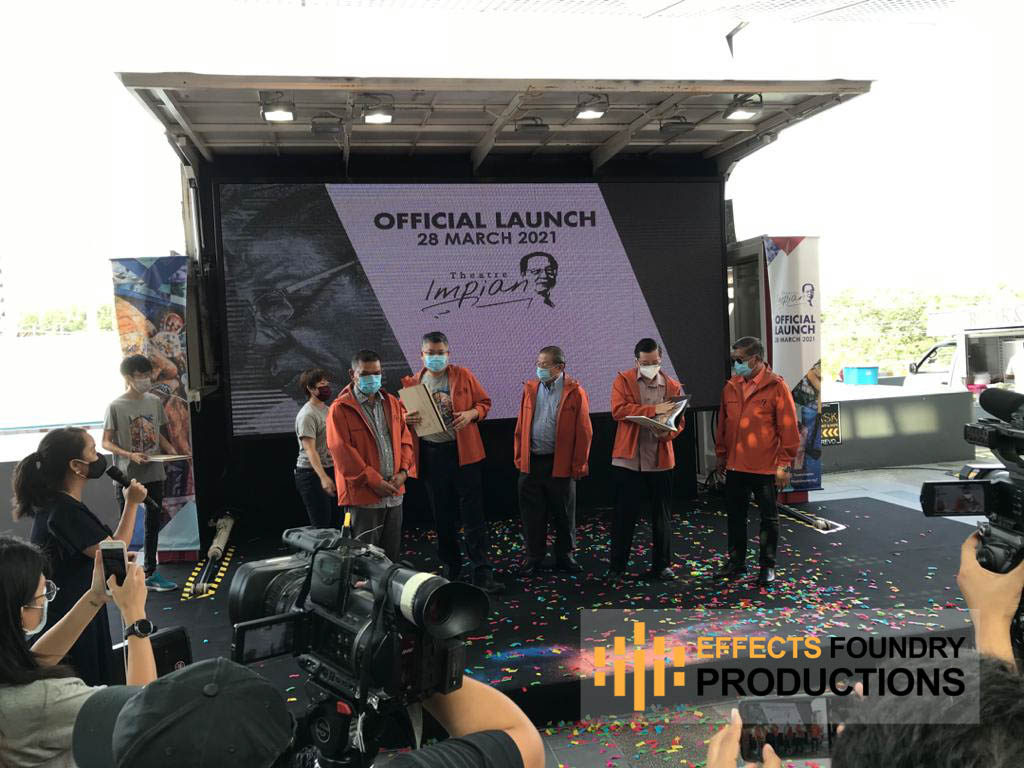 Theatre Impian Official Launching